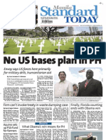 Manila Standard Today -- Monday (November 12, 2012) issue