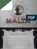 Augusto Malta Resumo