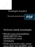 KTM Pemimpin (Leader) NS MEI 09