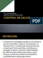 Control en Salud