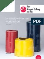 Winter Programme of Exhibitions, New Ashgate Gallery, Farnham