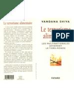 Shiva v. - Le Terrorisme Alimentaire 2001 UpBy Zavpix