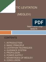 Maglev Train Presentation