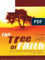 The Tree of Faith - Shaikh 'Abdur-Rahman bin Nasir as-Sa'adi