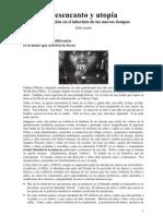 303 - Gentilli, Pablo - Desencanto y utopía. Cap. 4, Cap. 5, Cap. 8