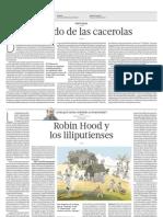 Robin Hood y los liliputenses