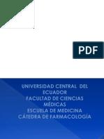 Farmacología SUD.