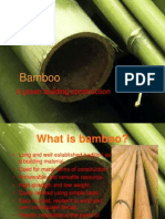 bamboo construction