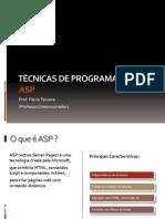 Programação em ASP