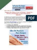Psoriasis en La Cara - Cura Para La Psoriasis - Tratamiento de La Psoriasis