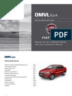 Manual de Uso y Mantenimiento Fiat Siena Fire-GNV