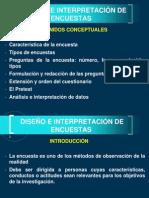 Tema 5 Diseño e interpretacion de encuestas