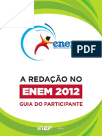 Guia do participante Redação - ENEM 2012_online_versão-final