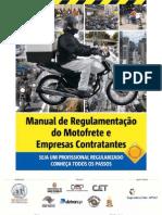 motofrete - cartilha DENATRAN