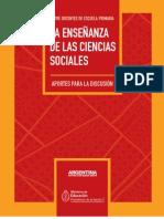 08.10.EntreDocentes2011CsSocialesAportesparaladiscusion