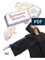 Destination University - 2011 English