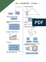 revisão geral de mecânica (teoria)