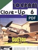[Aviation] [Monogram Close-Up 06] - Gustav Me 109 G