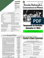 ProgramasCLAUSURAS2012_2