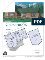 Cedar Brook Log Cabin