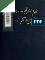 A. E Waite - Songs & Poems of Fairyland 1888