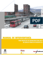 Manual Interventoria IDU-06 - 1
