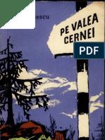 Emilian Iliescu - Pe Valea Cernei (1957)