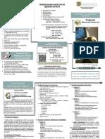 Opusculo Programa de Educacion Comercial 2014-2015