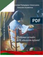 Antologia_problemas Actuales de La Educ. Infantil 2012