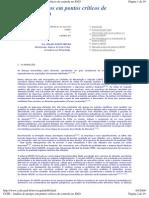 Análise de perigos em pontos críticos de controle no SDN