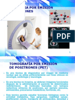 Tomografia Pet 2012