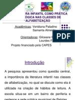 Slide Literatura (Cic)