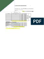 cDNA PCR Reaction mix protocol and calculator for High-Capacity cDNA Reverse Transcription Kit
