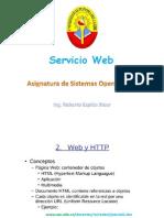 El Servicio Web (Teoria e Instalacion)