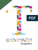 EXPRESSÃO TIPOGRÁFICA
