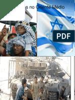 Conflitos no Oriente Médio final
