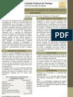 PERSPECTIVAS FUTURISTAS DA UTILIZAÇÃO DE CONCRETO AUTO-ADENSÁVEL