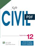 Codigo Civil 2012