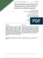 Avaliação de impactos ambientais - Indústria automotiva