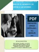 PROYECTO DE ESPAÑOL (2)