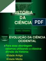 (2) História da Ciência Idade Média