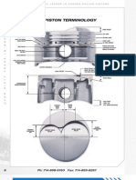 JE Piston Terminology and Features