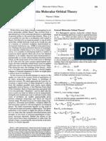 Hehre, W. J. Ab Initio Molecular Orbital Theory. Acc. Chem. Res.