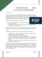 1. Nuevas Tecnologias Para Minimizar c02 en La Atmosfera Version 2