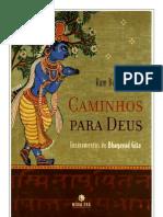 61710543 Caminhos Para Deus Ensinamentos Do Bhagavad Gita Ram Dass