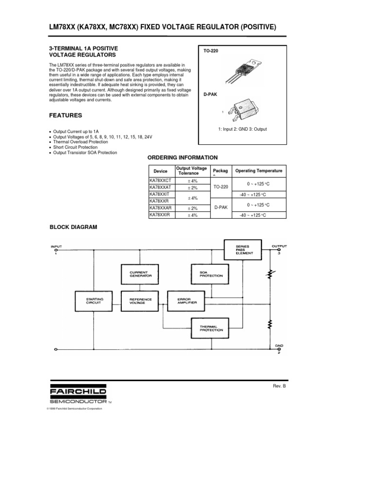 Reguladordetenso 78xx Alternate Positivevoltage Switching Regulator Circuit Diagram