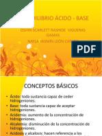 Desequilibrio Acido Base - Wero