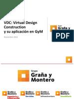 Presentación VDC presentación UNI final