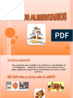 Acidulantes - Alcalinizantes y Reguladores de Ph
