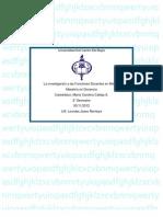 Articulo La Investigacion y Las Funciones Docentes-ljm